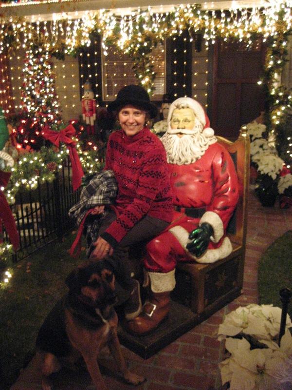 Paula & Santa